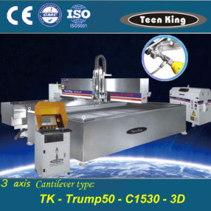 Teenkingtk-Trump50-C1530 Waterjet Cutter for Metal Cutting