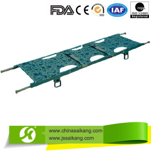 Camouflage Foldable Stretcher From Saikang Medical pictures & photos