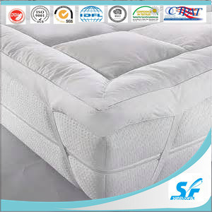 Duck Goose Down Mattress Topper pictures & photos