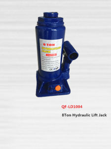 8ton Hydraulic Lift Jack Bottle Jack pictures & photos