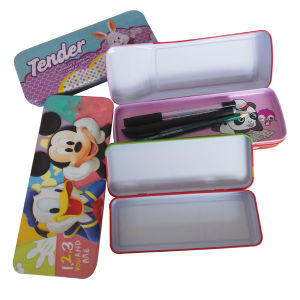 Tin Pencil Case for Pencil Tin Box Student Gift pictures & photos