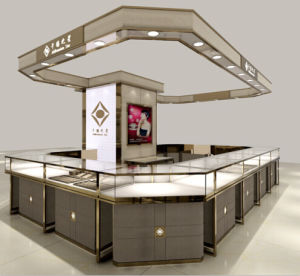 High End Interior Watch Shop Luxury Retail Store Watches Display Cabinet pictures & photos