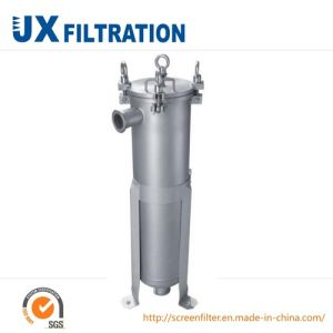 Ss Bag Filter Housing Manufacturer pictures & photos