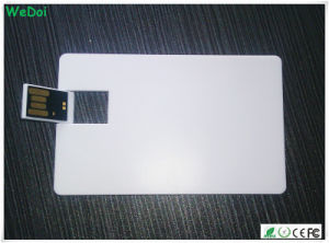 Water Proof Card USB Flash Drive with Colorful Logo (WY-C02) pictures & photos