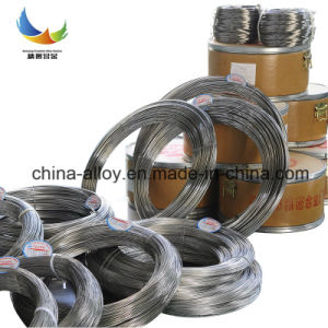 Inconel X 750 (uns n07750/W. Nr. 2.4669/GH145) wire pictures & photos