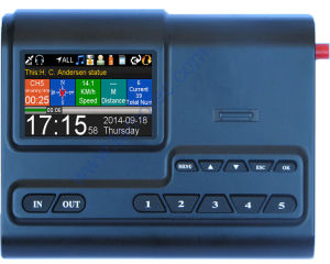 GPS Multilingual Tour Commentary System -Main pictures & photos