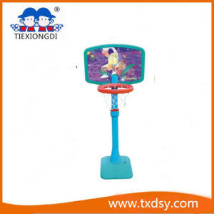 Professional Indoor Kids Plastic Toy Basketball Stand pictures & photos