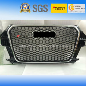 "Auto Car Front Grille (Chromed Logo) for Audi Rsq3 2011-2013"" pictures & photos"