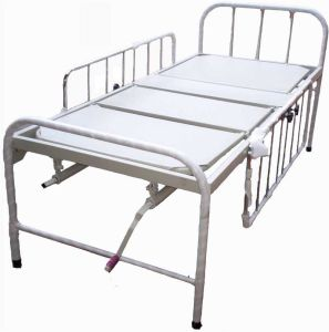 Manual Medical Bed for Stainless Steel (FM-613)