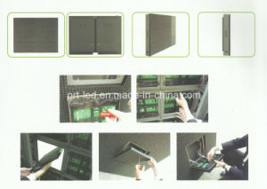 P20 Full Color Outdoor Module LED Front Access pictures & photos