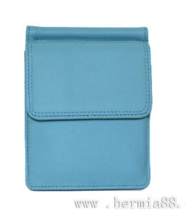 Fashionable Functional Italian Cow Leather Wallet in Multi Colors (HW250048)