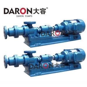 Sewage Centrifugal Slurry Screw Pump (1-1B)