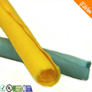Expandable Woven Wrap-Around Wire Harnesses Sleeving pictures & photos