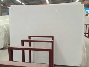 White Jade Pure White Marble for Tile Slab pictures & photos