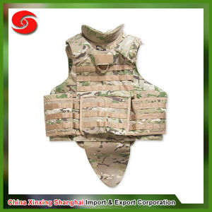 High Quality Aramid Kevlar Bulletproof Vest, Full Protection pictures & photos