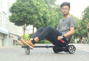 Overseas Stocks Warehouse Hoverkart Adjustable Seat for Your Hoverboard pictures & photos