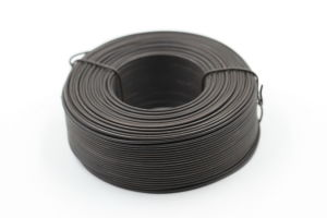 High Quality 18 Gauge Black Soft Annealed Binding Wire pictures & photos