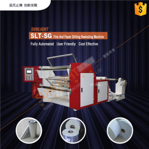Film Slitting and Rewinding Machine