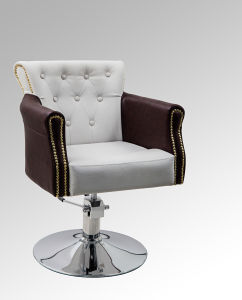 Round Base Hydraulic Styling Chairs for Salon (MY-007-94) pictures & photos