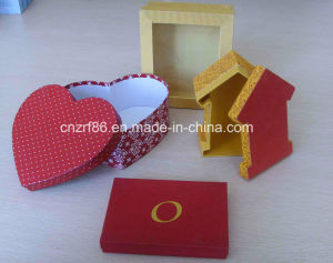 Irregular Shpe Paper Box for Prommotion Gift pictures & photos
