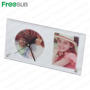 Freesub Sublimation Glass Photo Frame at Low Price (BL-11) pictures & photos