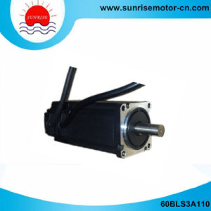 60bls3a110 48VDC 315W 1n. M 3000rpm Brushless (BLDC) DC Servo Motor pictures & photos