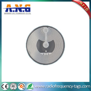 Ntag213 Mobile Anti-Metal RFID Hf Sticker with ISO14443A pictures & photos
