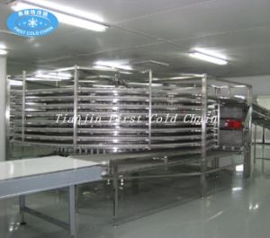 Spiral Conveyor for Breads Cooling System pictures & photos