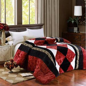 2015 New Design Patchwork Quilt Comforter (SH15111)