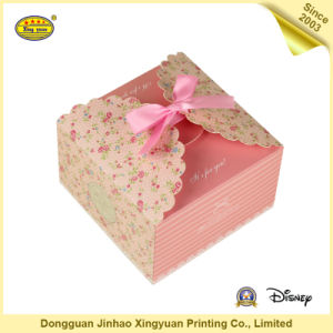 Paper Packaging Gift Box with Ribbon (JHXY-PB0015) pictures & photos