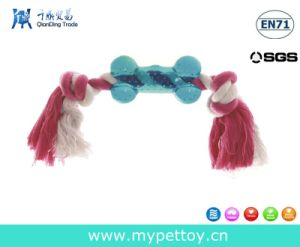 Pets Knotted Rubber Bone Dog Toy pictures & photos