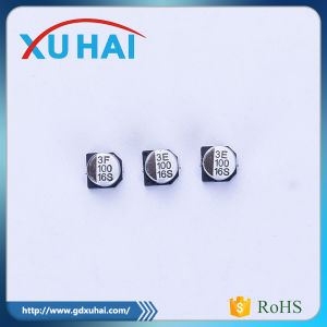 2016 High Quality 22UF 450V Aluminum Electrolytic Capacitor
