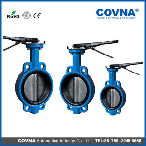 Multi Hard-Seal Manual Butterfly Valve