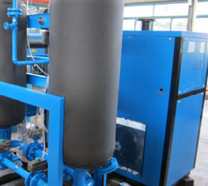 Industrial Refrigerated Desiccant Combination High Pressure Air Dryer (KRD-2MZ) pictures & photos