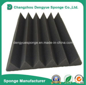 PU Fireproof Acoustic Panels Sound Absorbent Foam pictures & photos