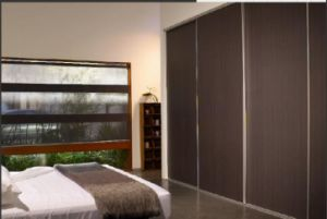 European Style Melamine Wardrobe Bedroom Furniture Closet Wooden Wardrobe pictures & photos