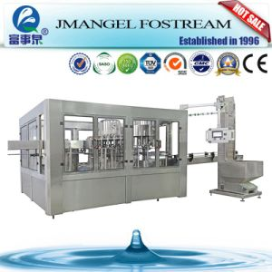 Full Automatic and Semi Automatic Complete Small Bottled Mineral Water Production Line pictures & photos