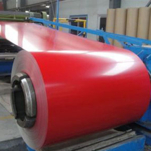 High Quality Red PPGL Steel Plate From Boxing Jiacheng Steel
