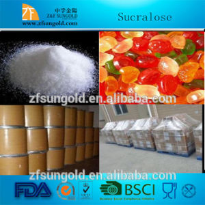 High Quality Food Grade Sweeteners Sucralose China Factory pictures & photos