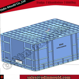 Injection Turnover Box Mold Manufacturers in China pictures & photos