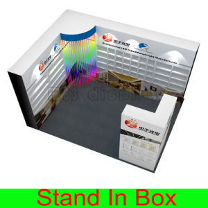 Design Custom DIY Portable Modular Creating Stunning Exhibition Display pictures & photos