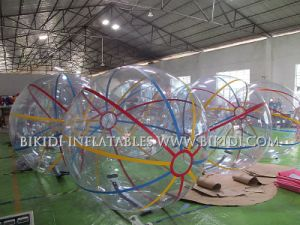 High Quality Water Bubble Ball, Water Walking Ball, Water Ball, Water Zorb, Zorbing Ball, Human Ball D1003A pictures & photos