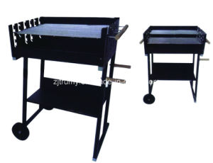 BBQ Smoker Spit Roaster pictures & photos