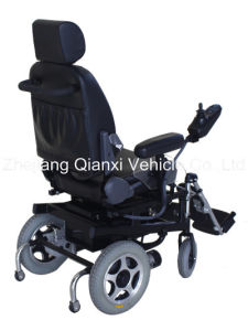 Highly Competitive Electric Power Reclining Wheelchair pictures & photos