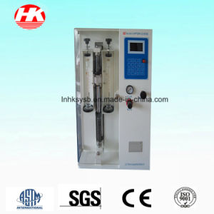 Automatic Water Reaction Tester for Jet Fuel (ASTM D1092) pictures & photos