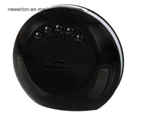 Home Security Motion Detection Remote Control Clock Hidden Video Camera pictures & photos