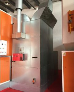 High Quality Spray Booth Jzj-9400 From China pictures & photos