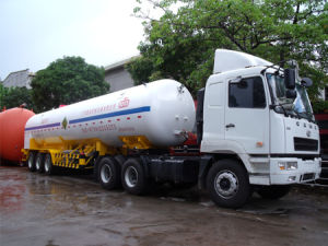 High Quality Low Temperature Liquid Transportation Vehicle