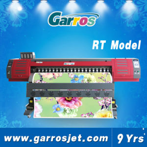 Garros 2016 1.8m and 3.2m Large Format Outdoor Cheap Eco Solvent Printer pictures & photos