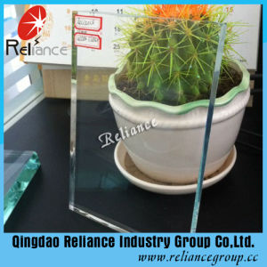 Reliance High Quality 2-19mm Clear Float Glass for Window Door pictures & photos